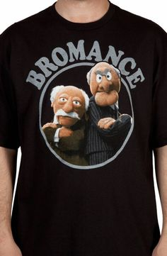 Bromance Statler and Waldorf Shirt