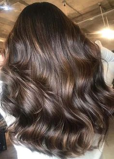 Charming Brunette Hair Colors and Hairstyles to Show Off Nowadays