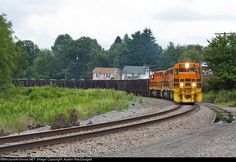 SIRI-10   Description:    Photo Date:  8/10/2012  Location:  Mount Jewett, PA   Author:  Austin MacDougall  Categories:    Locomotives:  BPRR 459(SD45-2)