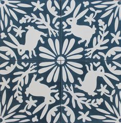 Eleanor Grosch   Otomi tile