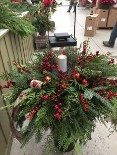 Fancy Outdoor Holiday Planter Ideas To Enliven Your Christmas Day Outdoor Spaces The luxury beach holidays are now being planned using the same outdoor holiday planner as the hotel resorts in the village. This planner is the fancy .