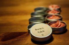 Handmade Lipbalm