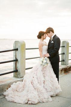 #wedding #weddings #wedding dress #bride #groom #bride and groom #flowers