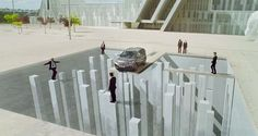 Honda claims that the new CR-V has the best-in-class running cost, the lowest CO2 emissions and loads more than what meets the eye.   Which is why they've created this brilliant ad that consists of seven brain-teasing illusions that make the (visually) impossible seem possible.  ▶ http://digitalsynopsis.com/advertising/honda-crv-impossible-illusions