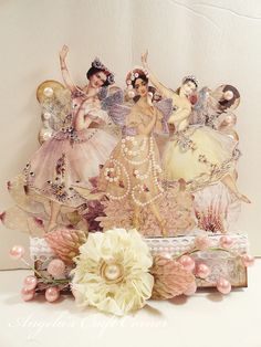 fairy belle whole by Angela Holt's Design, via Flickr