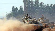 La Turquie ouvre un nouveau front en Syrie