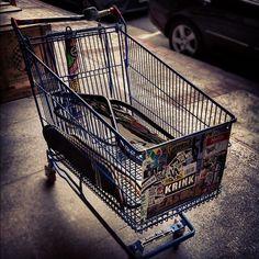 Shopping Cart @LAB_Taipei (Taken with INSTAGRAM)