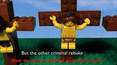 Paasverhaal in Lego