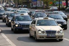 Why Polish Taxis are the cheapest in Europe and what it tells about Polish government