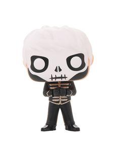 Funko My Chemical Romance Pop! Rocks Skeleton Gerard Way Vinyl Figure Hot Topic Exclusive, , alternate