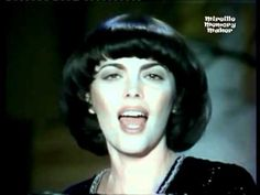 46 years of Mireille Mathieu - YouTube
