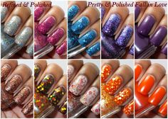 Refined & Polished » Pretty & Polished Fall in Love Collection