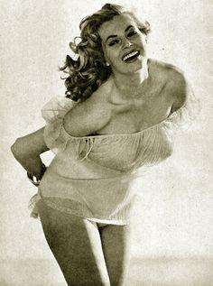 Anita Ekberg, actress
