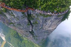 These jaw-dropping platforms let you 'hover' over some of the world's most incredible scenery.