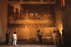 """Leonardo's """"Last Supper""""  ~ Milan, Italy."""