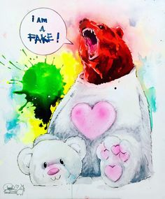 WHITE and FLUFFY by lora-zombie.deviantart.com on @DeviantArt