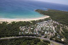 One Mile Beach, One Mile Beach Holiday Park, Nelson Bay, Port Stephens accommodation, caravan park Holiday Park, Beach Holiday, Great Barrier Reef, Travel Images, Great View, Australia Travel, Beautiful Beaches, Travel Around, Caravan
