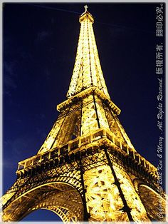 Eiffel Tower @ Paris, France