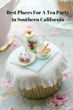 Are you looking for a unique location to spend quality time with your daughter?  Or a fashionable venue to host your childs birthday party or a friends baby or bridal shower?  Then check out this exhaustive list of tea shops throughout Southern Californ