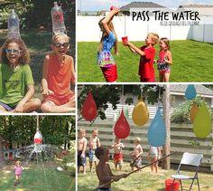 Ideas para niños para verano