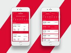 Train Ticket App by Alexander Judin