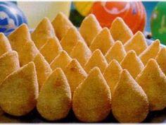 Faça e venda: coxinha de frango, Receita de PaulaMello - Petitchef