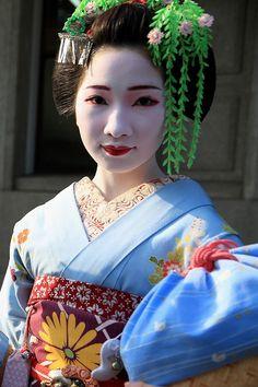 Maiko, Japan