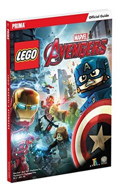 LEGO Marvels Avengers Standard Edition Strategy Guide -- Visit the image link more details.