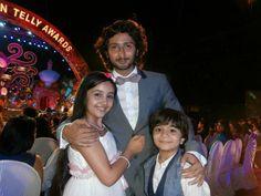 With Ashnoor and Shivansh in ITA Award