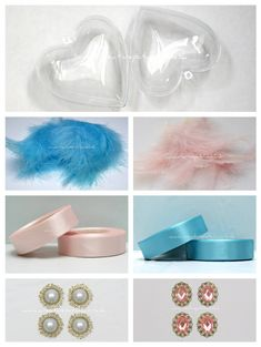 Quilted Ornaments, Ribbons, Earrings, Jewelry, Jewellery Making, Bias Tape, Stud Earrings, Grinding, Ear Rings