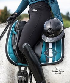 The most important role of equestrian clothing is for security Although horses can be trained they can be unforeseeable when provoked. Riders are susceptible while riding and handling horses, espec… Equestrian Boots, Equestrian Outfits, Equestrian Style, Riding Hats, Horse Riding, Horse Gear, Horse Tack, Horse Accessories, English Riding