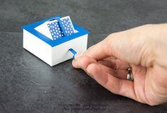 Drehbare Küsschen-Box - mit Video-Tutorial!