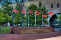 Houston, Texas - Ellen Yeates. Home of the Houston Astros