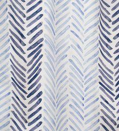 Herringbone fabric printed in the UK by OccipintiOccipinti