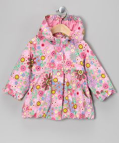 Take a look at this Surf Rebitta Bubble Jacket - Infant & Toddler by Me Too on #zulily today!