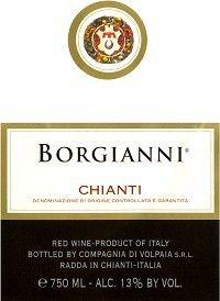 Castello di Volpaia Chianti Borgianni (2007) Chianti Wine, Wine Tasting Notes, Wine Making, Wines