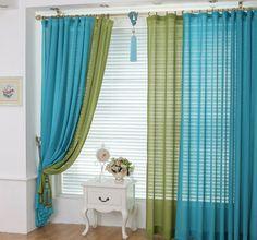 cortina simples