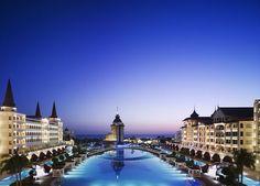 Mardan Palace, Antalya, Turquie