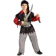 Rubie's Costume Co Sea Captain Costume, Medium * Click on the image for additional details.