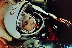 Photographic Print: Yuri Gagarin Onboard Vostok 1 by Ria Novosti : Yuri, Juri Gagarin, Badass Pictures, Space Race, Space Photos, Science Photos, Iconic Photos, Solar Eclipse, Outer Space