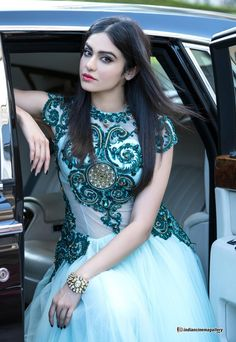 Adah Sharma For more visit: www.charmingdamsels.tk