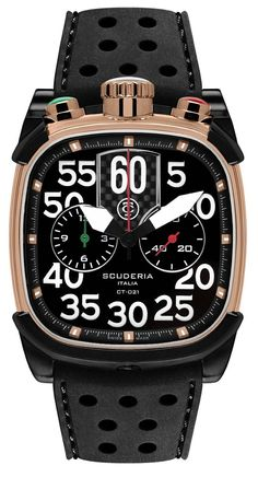 CT Scuderia Scrambler – The Bikers Watch - MNSWR