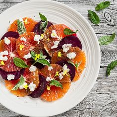 How to Eat the Beet from Root to Leaf — Just Beet It Sauteed Beet Greens, Roasted Beets And Carrots, Roasted Vegetables, Fruits And Veggies, Mint Salad, Orange Salad, Feta Salad, Beet Leaf Recipes, Beets Nutrition