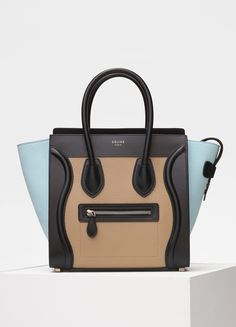 dc2420483b6d Micro Luggage Bag in Bullhide Calfskin - Fall   Winter Collection 2017