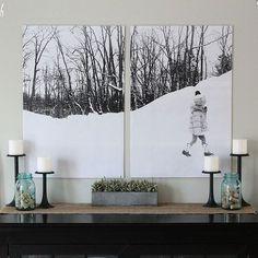 wall sized photo...for ten bucks..