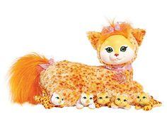 Kitty Surprise Plush Autumn Just Play