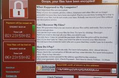 International ransomware cyber attack paralyses many NHS Computers