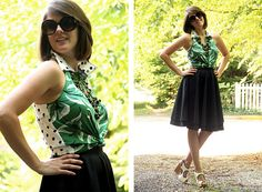 What I Wore: Mixed Media by What I Wore, via Flickr