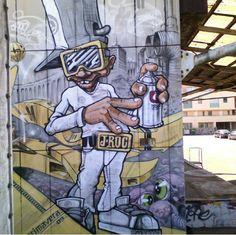 Seyo, Bienne Graffiti, Street Art, City, Graffiti Illustrations, City Drawing, Cities, Street Art Graffiti