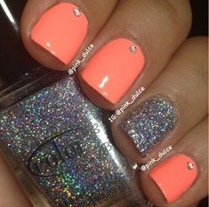 27 Trendy Nail Art Ideas for 2015 | Best Pic